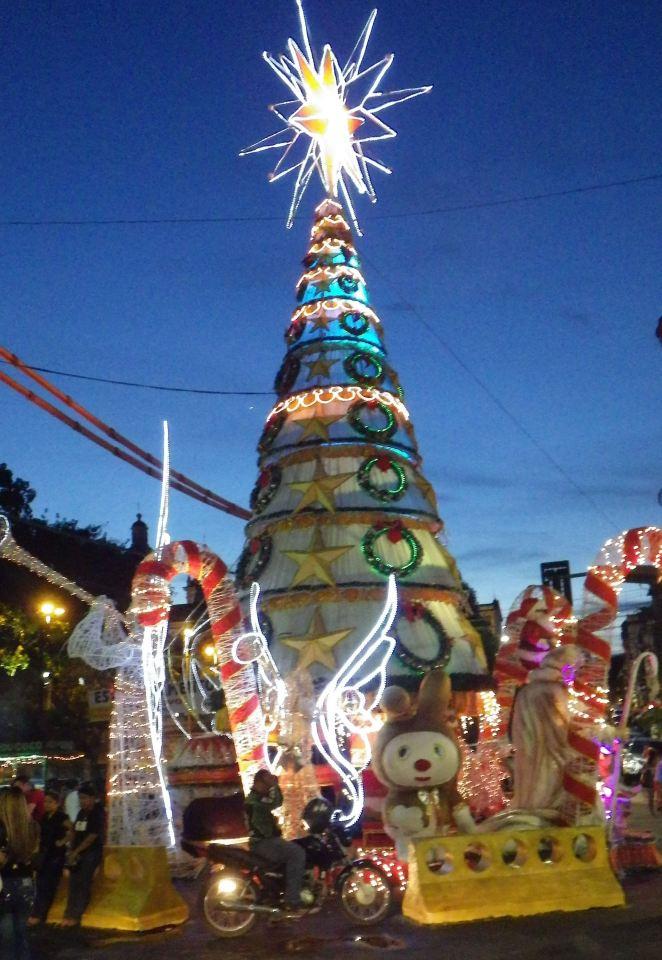 Frohe Weihnachten aus Manaus...