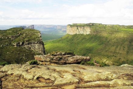 Blick vom Morro do Pai Inacio