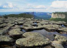 Mit Herz vorne, verschiedenste Gesteinsarten gibt's