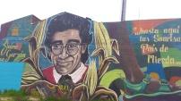 Jaime Garzon war ein 1999 vom Paramilitär ermordeter Intellektueller