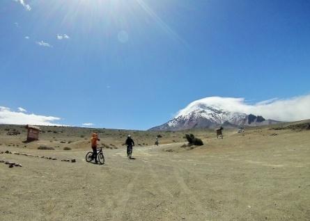 Rund um den Chimborazo