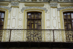 Jedes Haus ein detailreiches Kunstwerk in jeder Altstadt.
