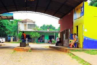 Hauptaufenthaltsort: Busbahnhof