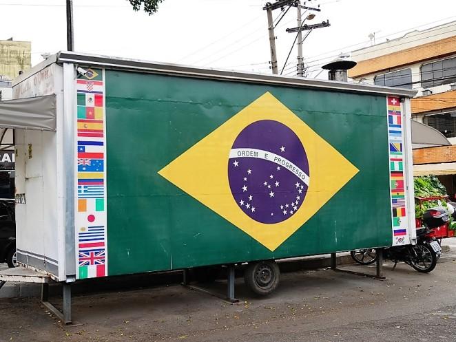 Wagen Brasil klein
