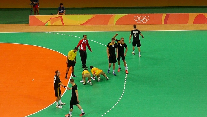 ingoamericano handball 5