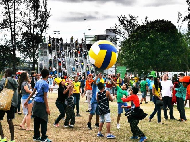 Spiel & Spaß im Olympiapark