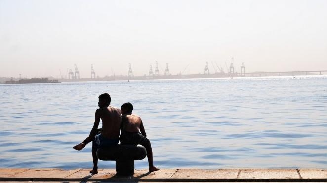 ingoamericano Rio Hafen 2 kl