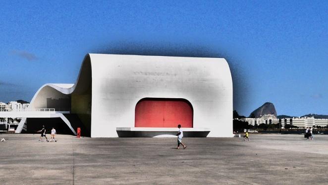 Das Theater von Niteroi