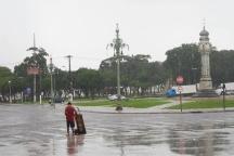 ich glaub ich steh im Regen